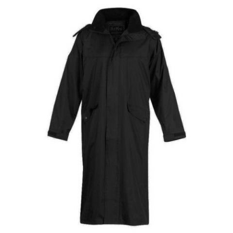 Jack Murphy Mens Stockton Long Coat - Waterproof